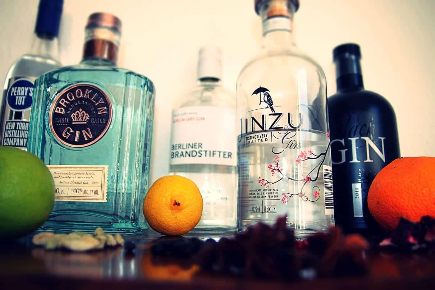 Gin ist in! Aber was ist Gin? Und welches Tonic passt zu welchem Gin ...