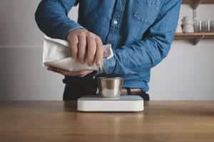 Kuechenwaage Kaffeeliebhaber Miomente Entdeckermagazin Miomente