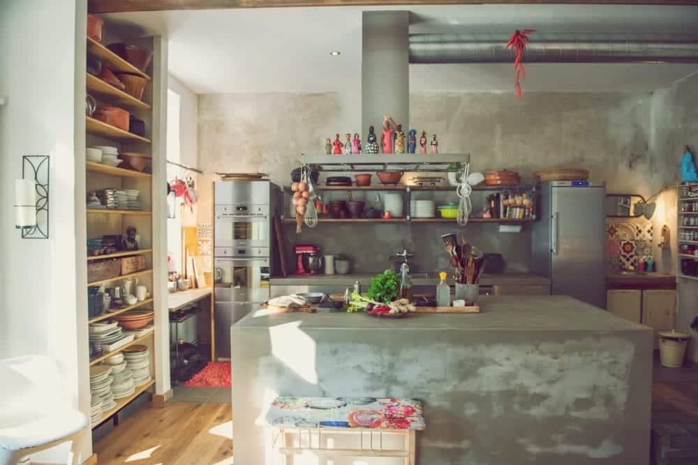 miomente partner sabine hueck atelier culinario location koch insel regal. Black Bedroom Furniture Sets. Home Design Ideas
