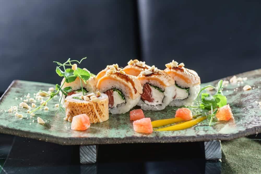 authentisches sushi selber machen alle zutaten f r maki. Black Bedroom Furniture Sets. Home Design Ideas
