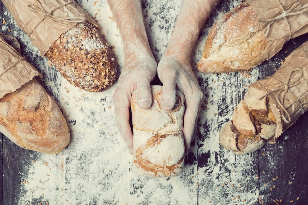 anteil gluten in weizen