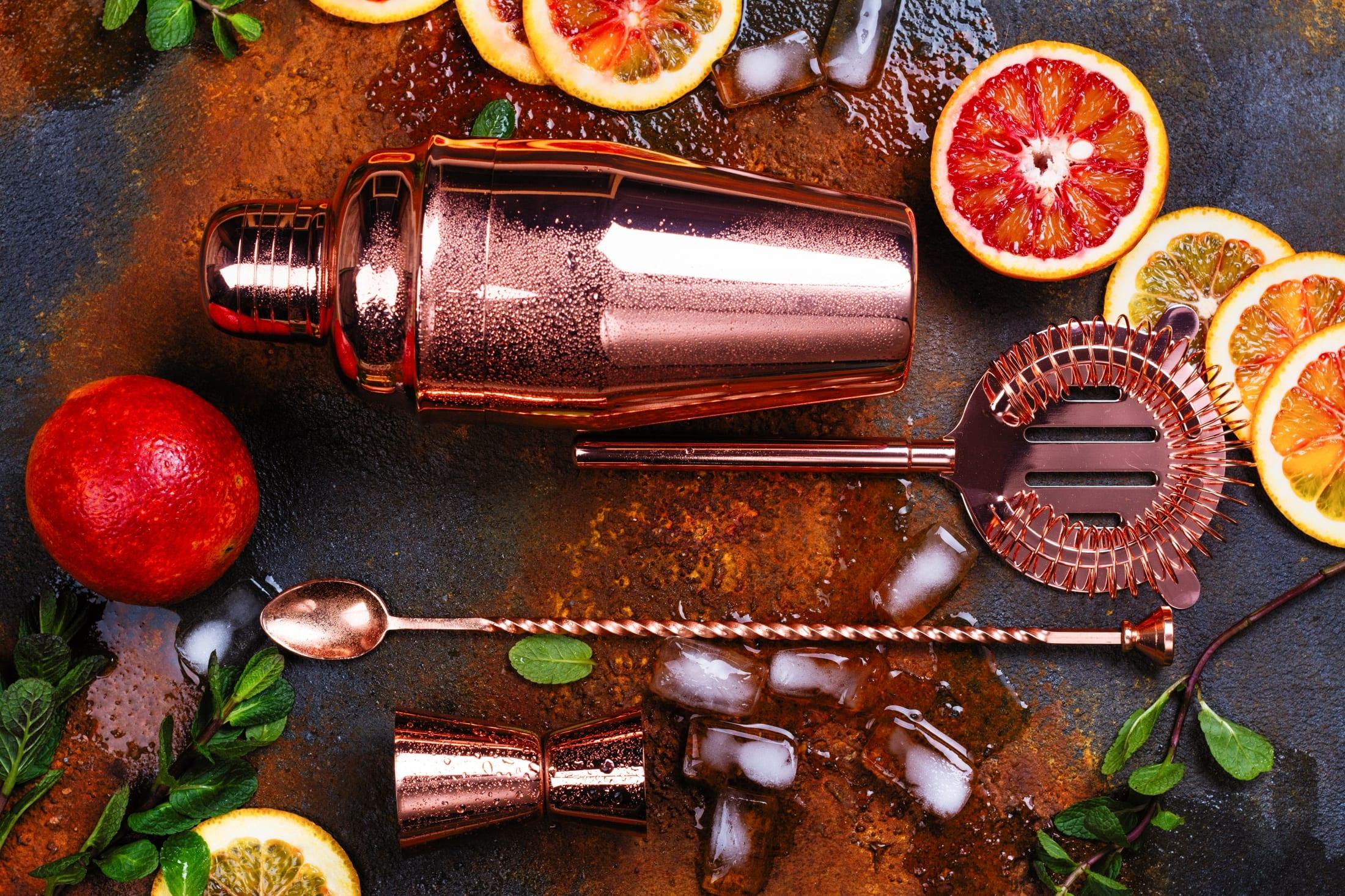 Quiz für Cocktailexperten – was brauche ich für meine Hausbar ...