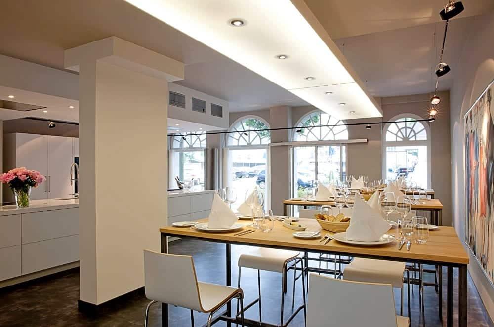 Eventlocation und Kochschule Mintrops in Essen – Kochkurse bei den Profiköchen Mintrops