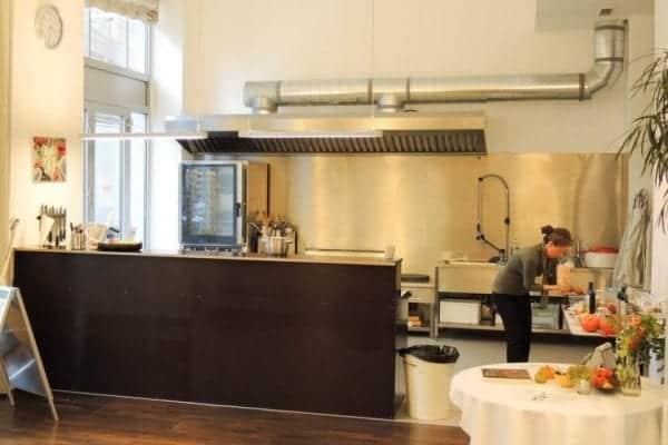 Essen Z Kochstudio Wien