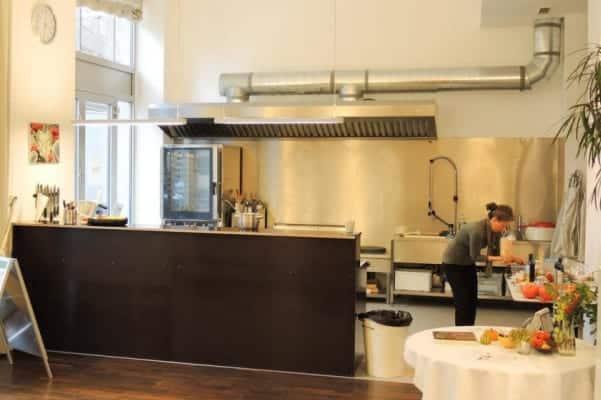 Essenz Kochstudio in Wien-Mariahilf