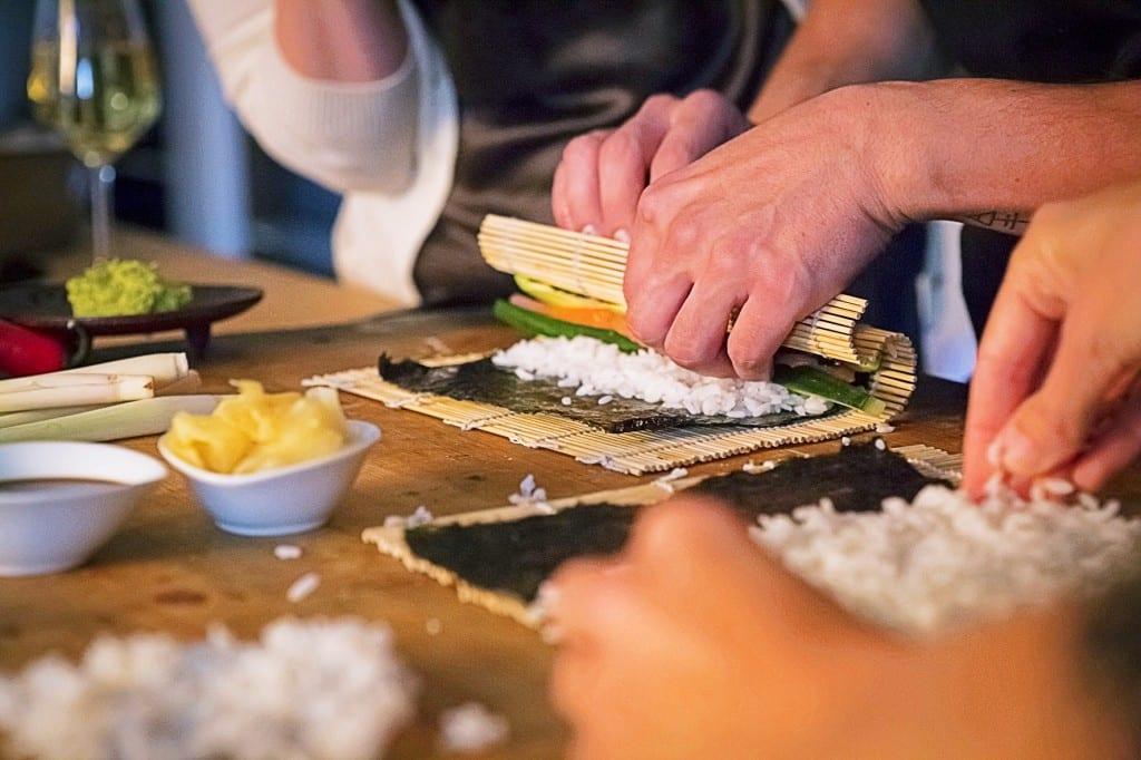 Sushi selber machen - Video