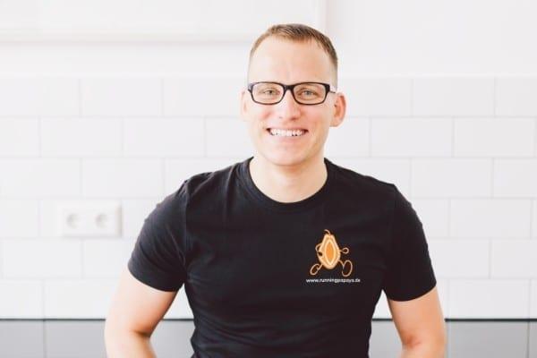 Michael Rivera-Hoffmann – Unser Partner von Running Papaya in Berlin