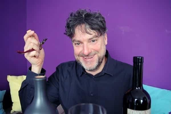 Mioente-Weinexperte Wolfgang Baumeister Snnesfreuden Berlin