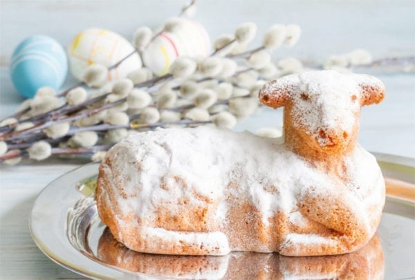 Oster-Highlights - Rezept: süßes Osterlamm - Entdeckermagazin Miomente