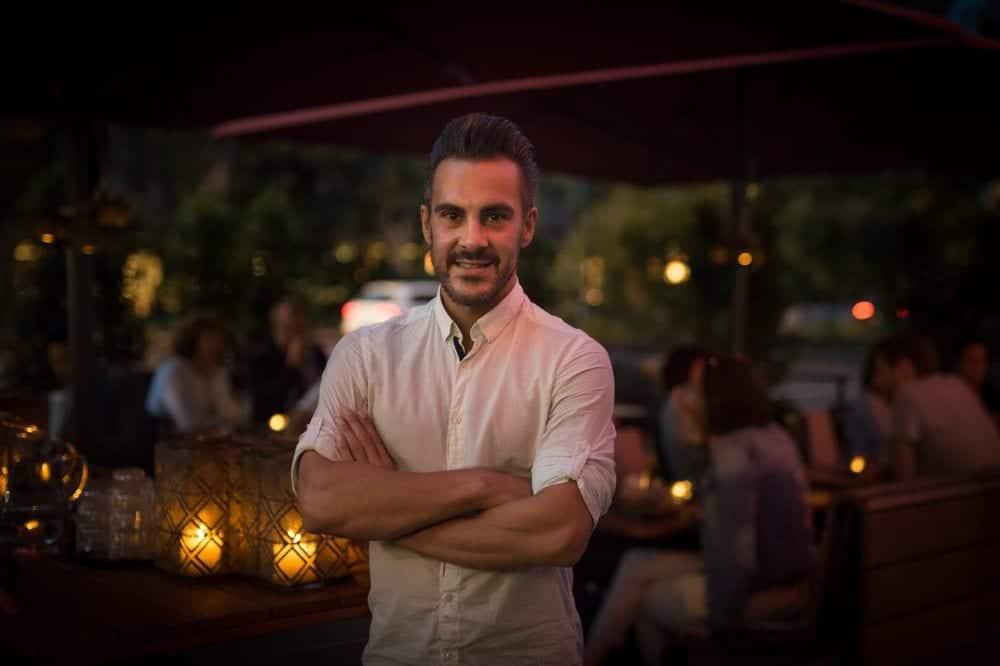 Cocktail-Experte Ferro F. Ceylan und sein Team