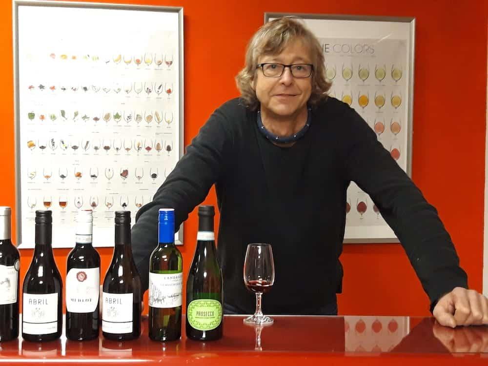 Weinhändler Uli Scheffler Augsburg
