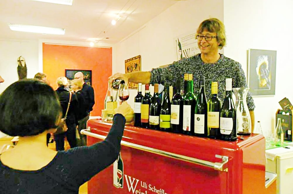 Weinseminare bei Uli Scheffler im Weinladen in Augsburg - Miomente Entdeckermagazin