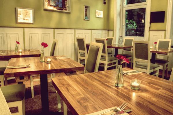 Das FuH Restaurant: Eventlocation Hamburg