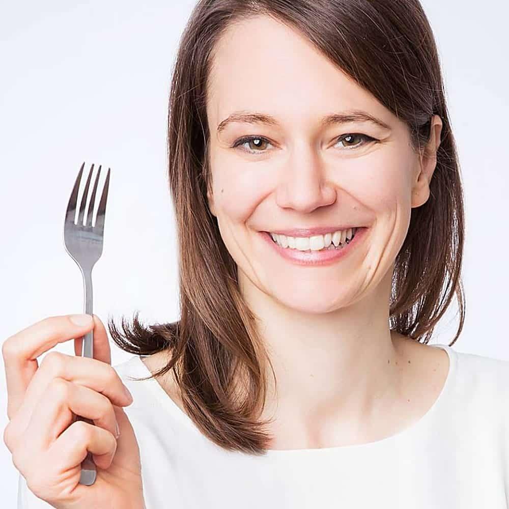 Kulinarische Stadtführerin Leni Diener