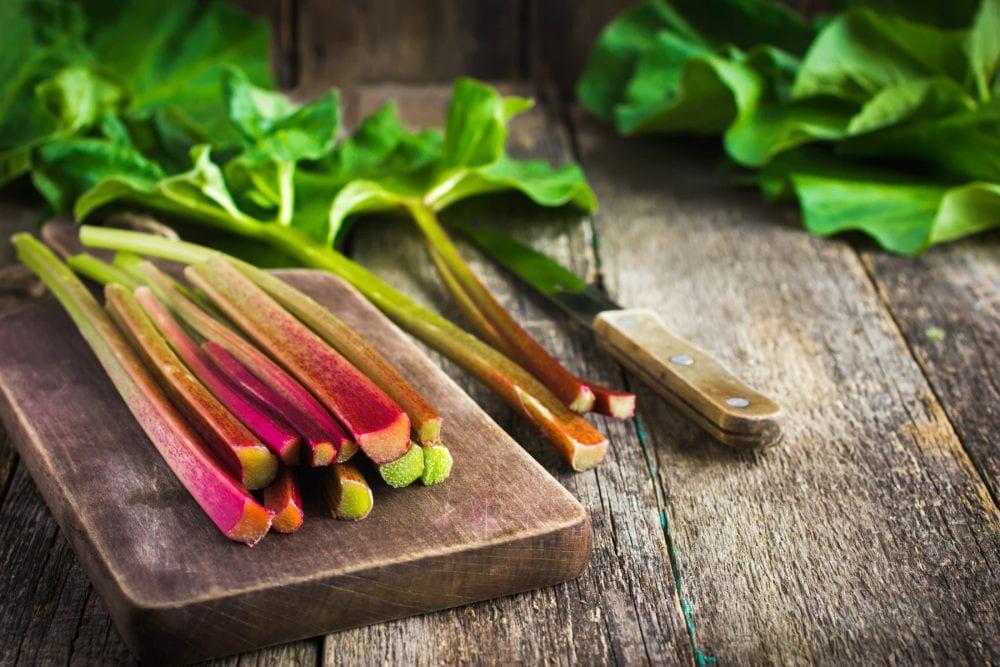 Beliebt Bevorzugt Rhabarber – Obst oder Gemüse? | Miomente Entdeckermagazin &NU_73