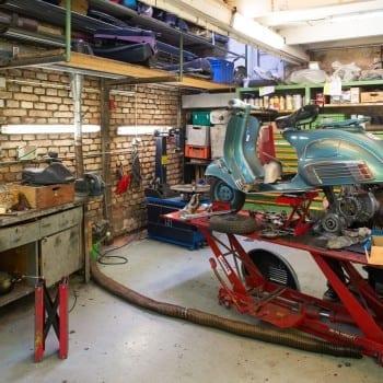 Vesbar München Werkstatt