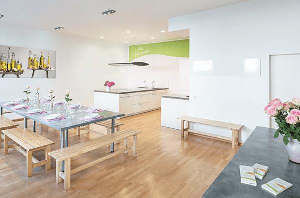 Kochschule Koch dich glücklich –Eventlocation in München für Kochkurse