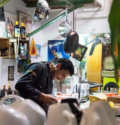 Italienische Kochkurse in der Vesbar in München bei Raffaele Trongone | Miomente Entdeckermagazin