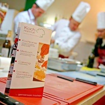 Kochagentur von Thomas Frevert in Dresden –Kochkurse, Grillkurse, Backkurse