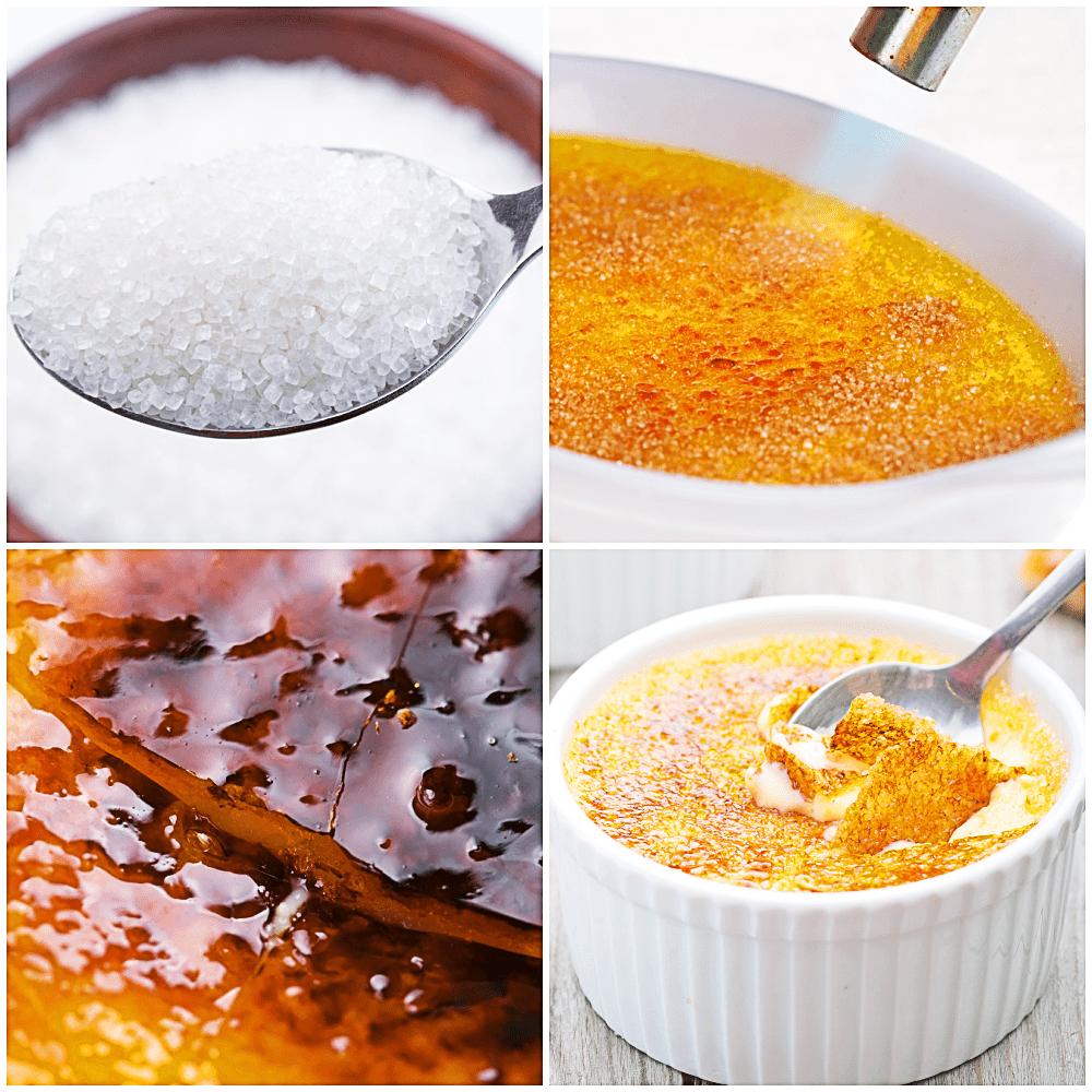 Rezept für Tonkabohnen-Crème Brulée