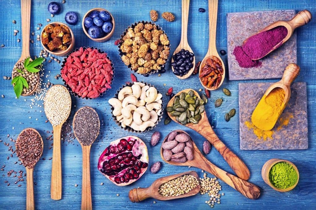 Superfood - der Foodtrend von Acai-Beere bis Spirulina-AlgeSuperfood - der Foodtrend von Acai-Beere bis Spirulina-Alge