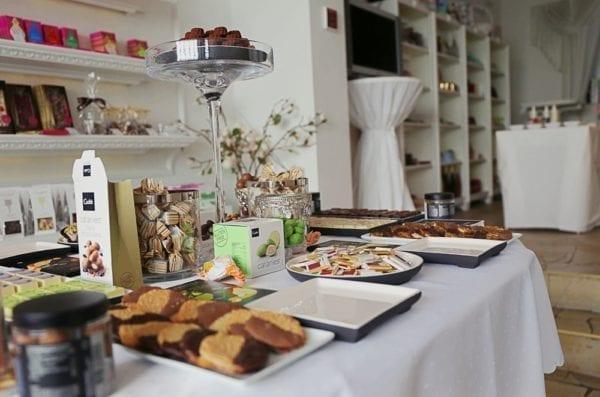 Süße Schokoladenverkostungen bei Kerstin Weise im Chokoin in München