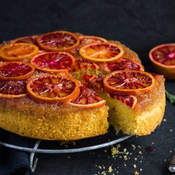 Rezept für sizilianischen Orangenkuchen
