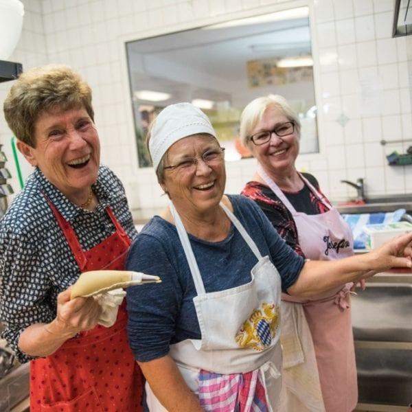 Küchentratsch Backkurse München | Miomente