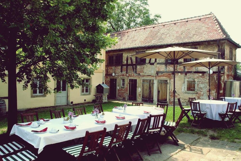 Haus Steinbach – Eventlocation in Radebeul