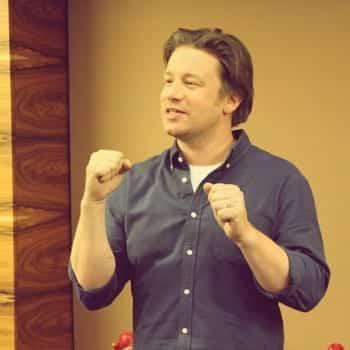 Jamie Oliver im Interview mit dem Entdeckermagazin Miomente - 1