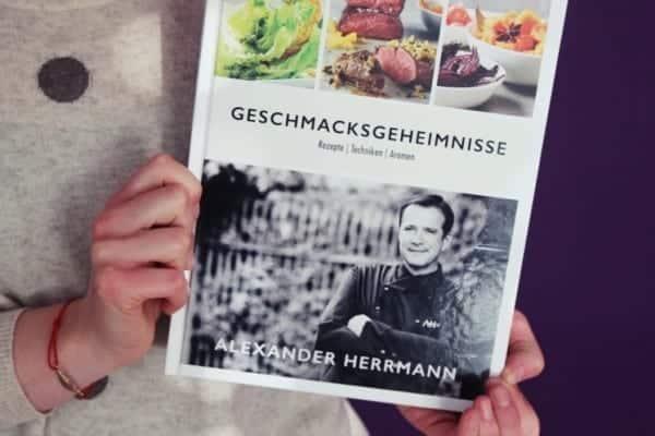 Miomente Entdeckermagazin stellt Alexander Herrmanns Kochbuch Geschmacksgeheimnisse vor-8.