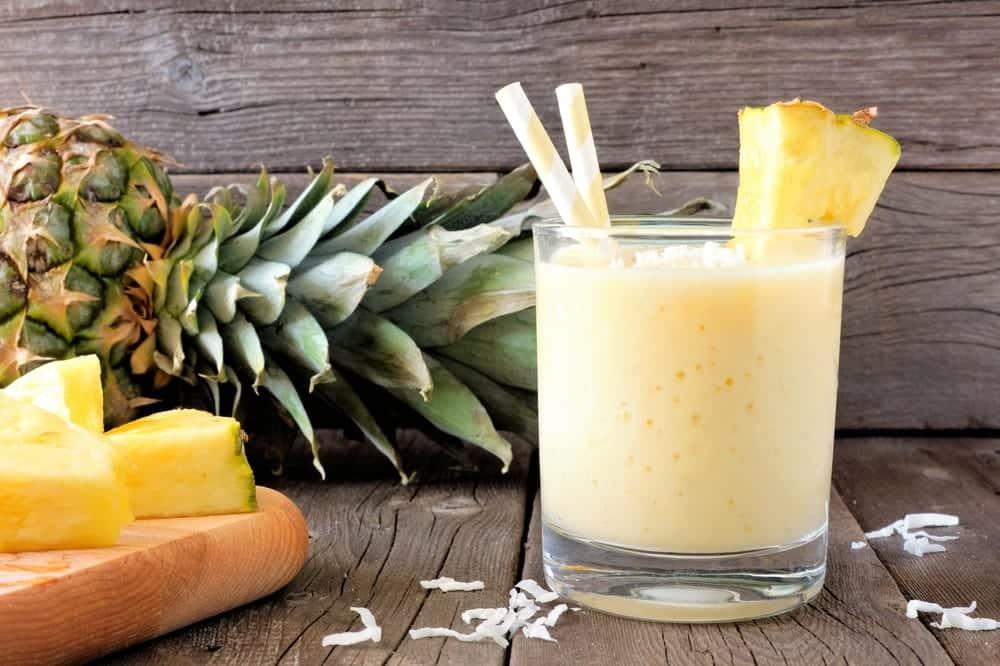 Alkoholfreier Cocktail Coconut Kiss