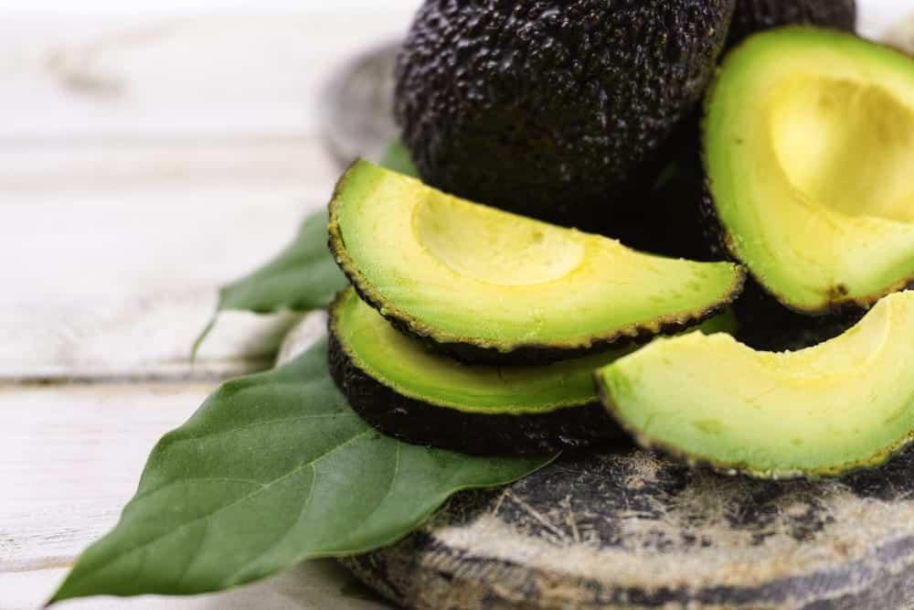 Avocado - Grundzutat für viele Maki