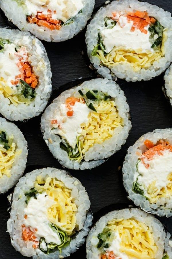 Food Trends 2017 – Gimbab - koreanisches Sushi - Entdeckermagazin Miomente