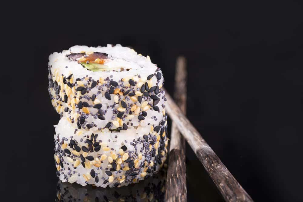 gomashio für sushi