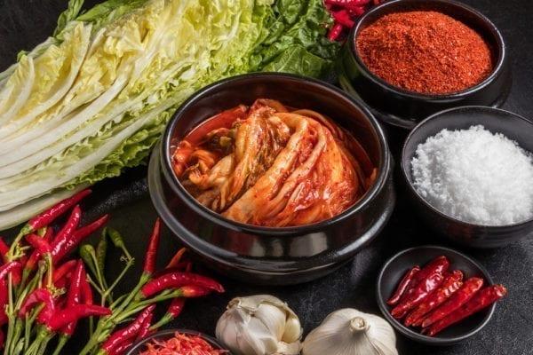 Kimchi - Koreas Nationalgericht
