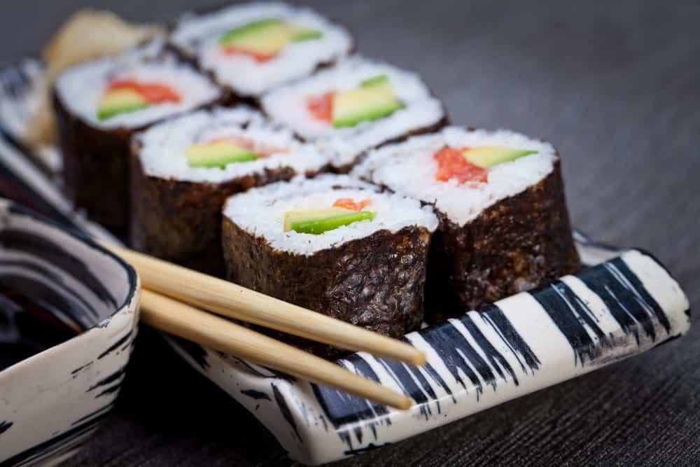 Maki-Sushi - Sushisorten