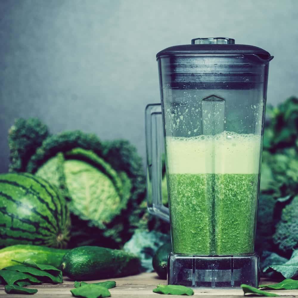 Vier Zutaten für den perfekten grünen Smoothie: unser Lieblinssmoothie