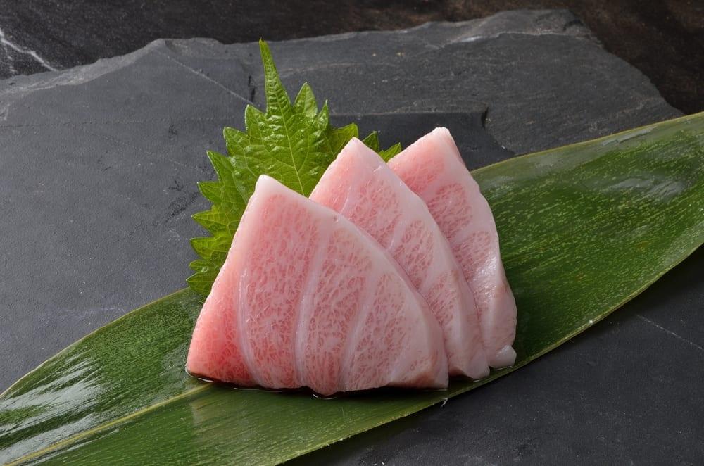 Sashimi - Sushi ohne Reis