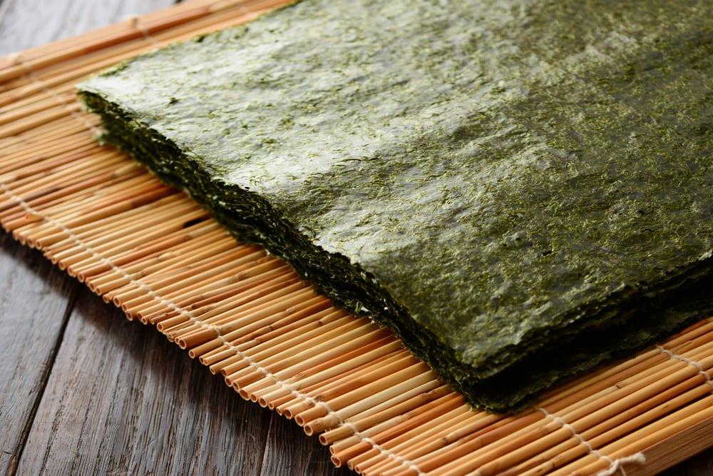 Das Noriblatt - Sushi selber machen - Zutaten