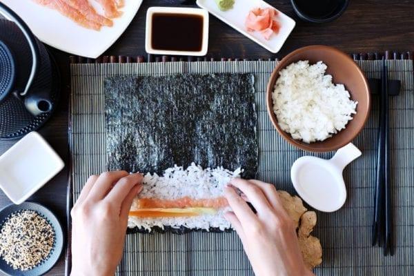 Unsere Sushi-Kurse - Miomente