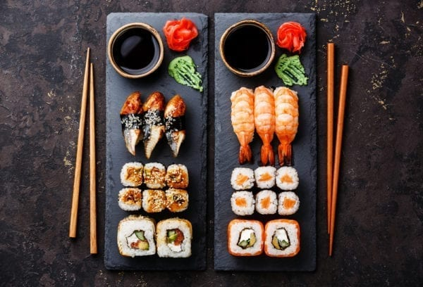 Sushisorten von maki bis Nigiri - unser Sushilexikon