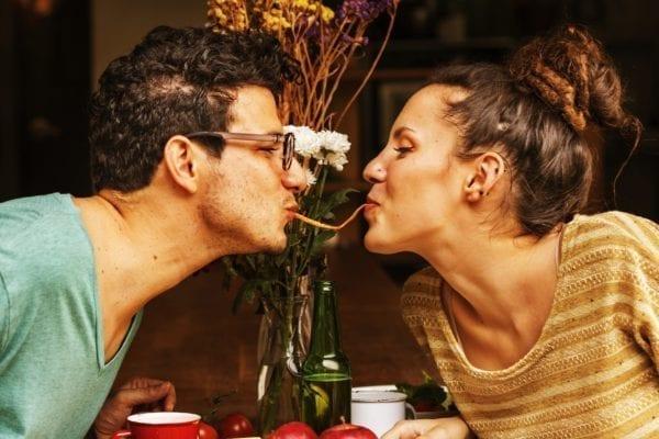 Menü zum Valentinstag