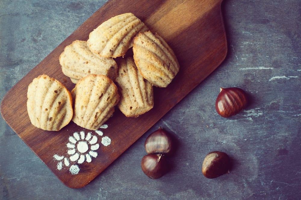 Maronen Madeleines Rezept aus dem Miomente Entdeckermagazin