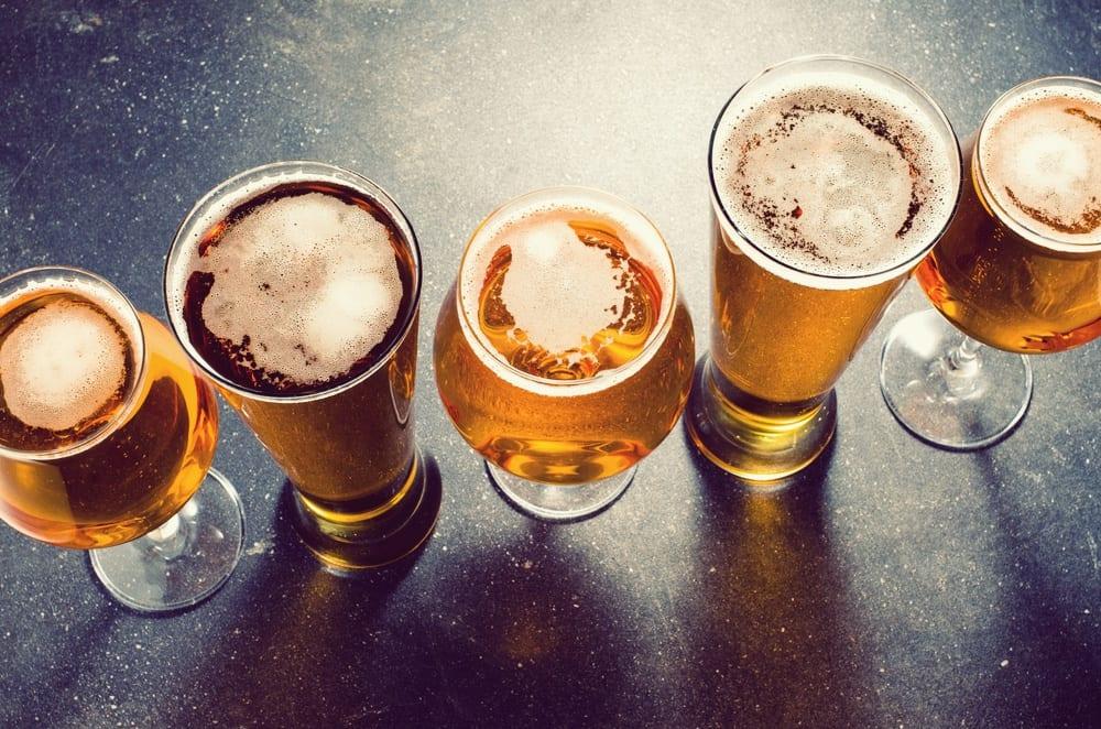 Bier-Quiz - verschiedene Biersorten zur Verkostung - Entdeckermagazin Miomente