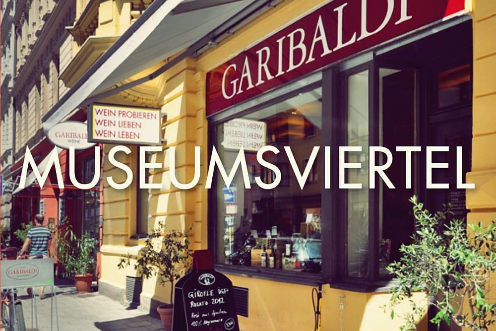 Garibaldi Filiale Museumsviertel mit Filialleiter Timm Becker –Edle Weinseminare und Sensorik Kurse