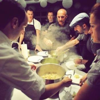 Kochschule Menufaktur in Frankfurt von Christiane Fuchs und Mario Furlanello –Individuelle Kochkurse - Miomente Entdeckermagazin