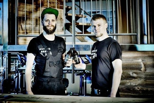 Munich Brew Mafia aus München - Bierexperten Dario Stieren und Niklas Zerhoch: Eigenprodukt Don Limone –Miomente Entdeckermagazin