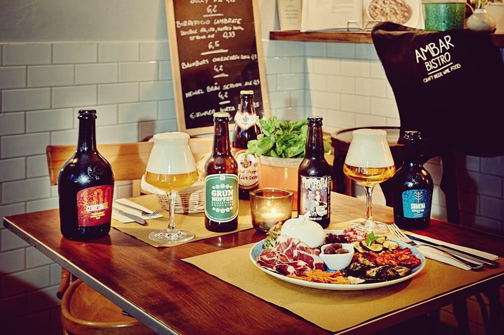 Munich Brew Mafia aus München - Bierexperten Dario Stieren und Niklas Zerhoch: Craftbeer Dinner –Miomente Entdeckermagazin