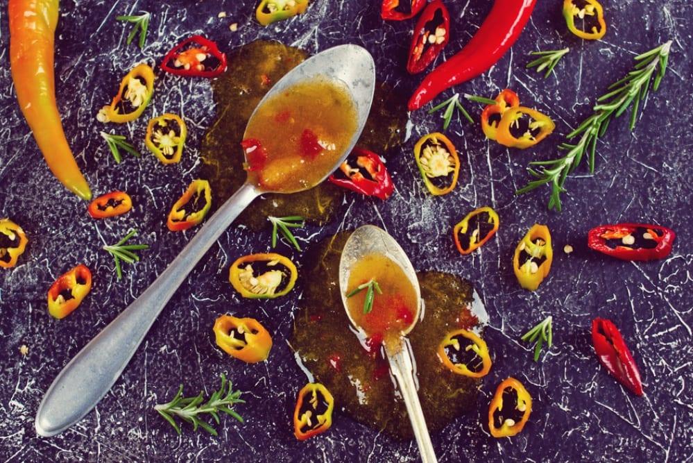 Apfel-Chilli-Chutney-Rezept